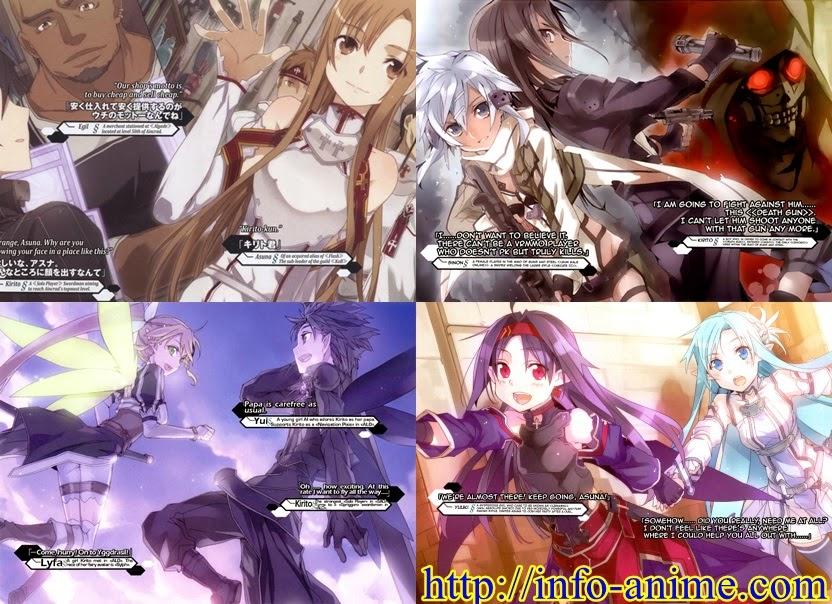 [ Info-Anime ] Light Novel Sword Art Online Telah Terjual Lebih Dari 16,7 Juta Di Seluruh Dunia