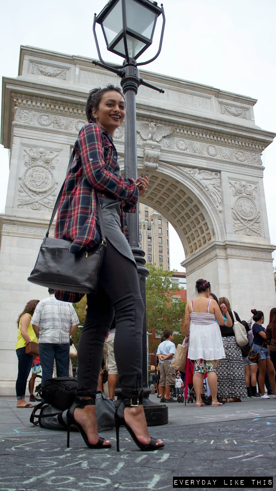 fashion blog washington square park nyfw blogger everyday like this