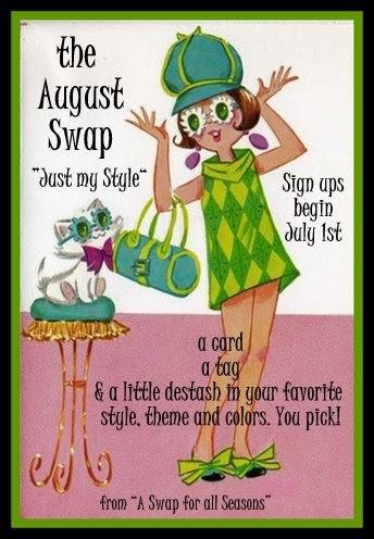 AUGUST SWAP!