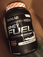 Twinlab, Whey Fuel, Cookies & Cream, 2 lbs (907 g)