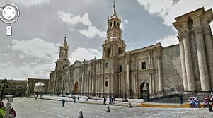 Arequipa en Google Street View