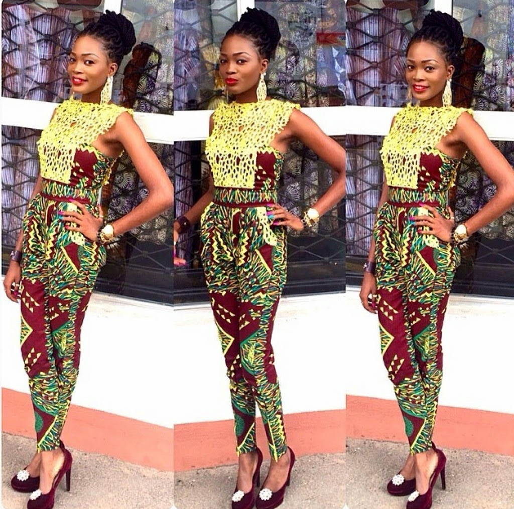 Ladies See 20 Latest Ankara Styles You Can Try Out