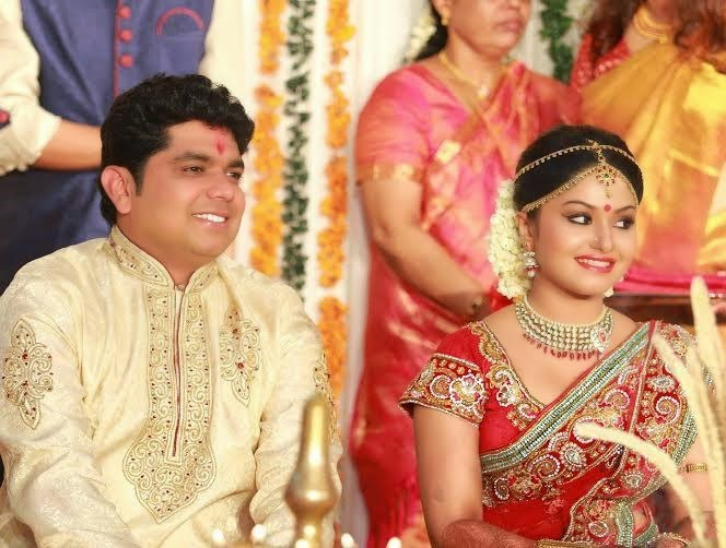 Malayalam serial actress arya wedding