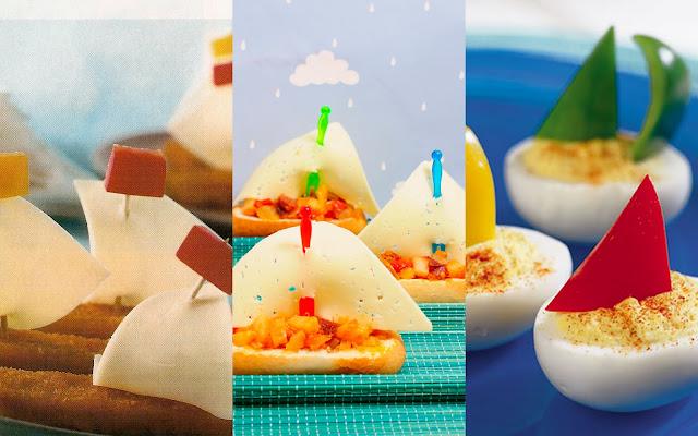 Fiestas con encanto ideas f ciles y divertidas de comida - Ideas divertidas para fiestas ...
