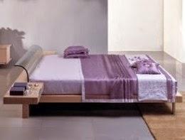 Florentine Platform Bed