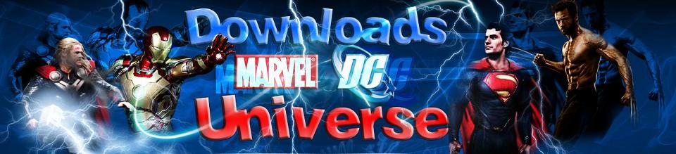 Downloads Marvel & DC Universe