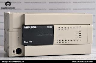 ขาย PLC รุ่น FX3U-48MT-ESS
