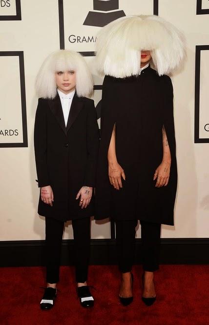Grammys 2015 - vestidos