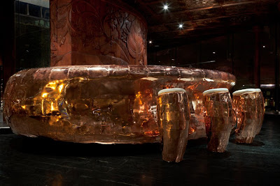 Copper bar design