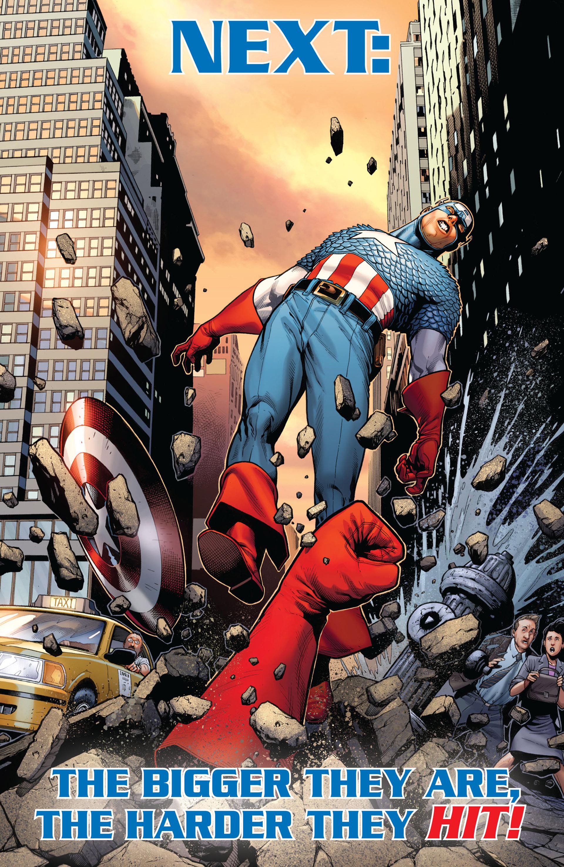 Captain America (2011) Issue #2 #2 - English 22