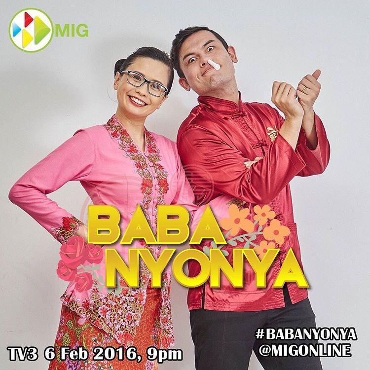 Baba Nyonya Cerekarama tv3