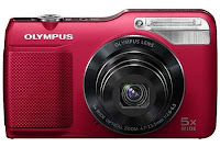 Olympus VG-170, 14MP Compact Camera with 5x Optical Zoom New & Flash Strong