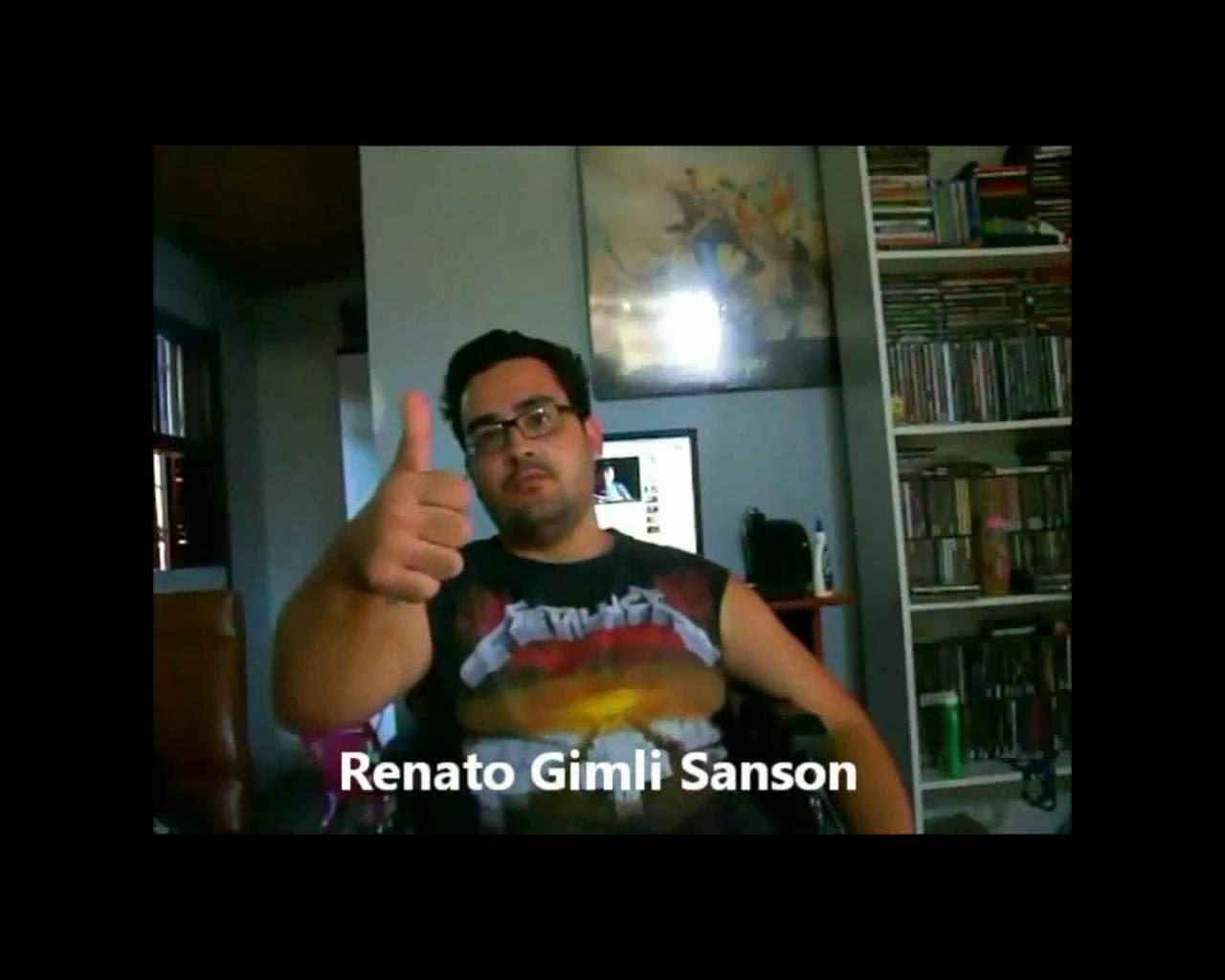 Entrevista do coordenador Renato Sanson ao Programa MultRock!