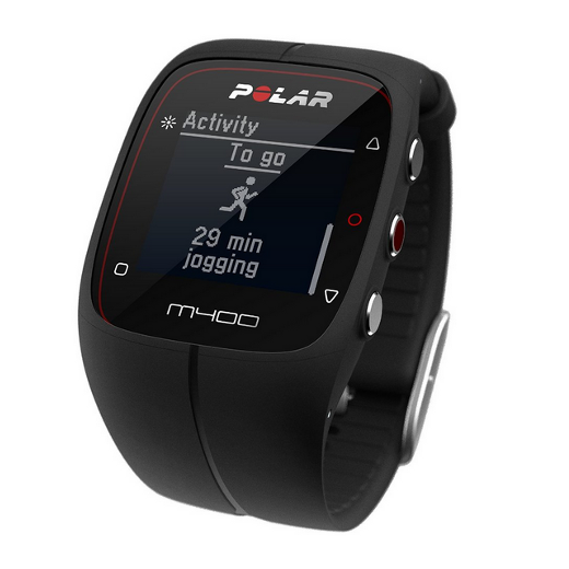 Polar M400 GPS Sports Watch & Activity Tracker - image