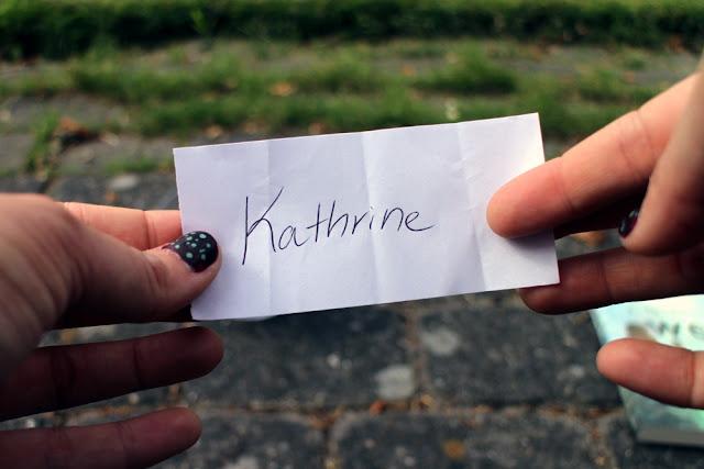 og vinderen er Kathrine!