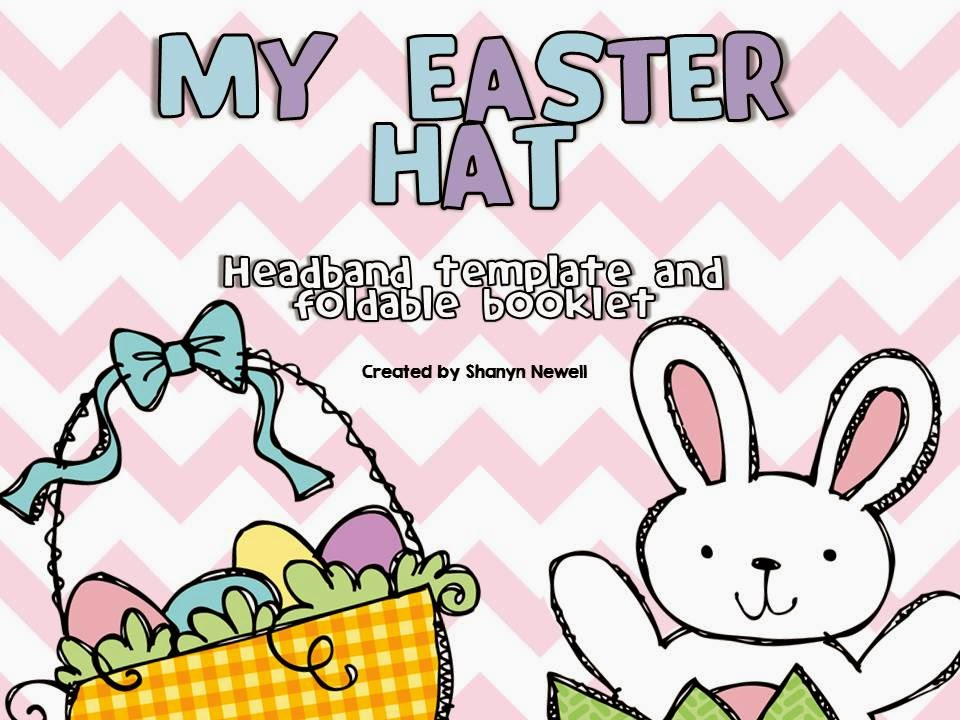 http://www.teacherspayteachers.com/Product/My-Easter-Hat-FREE-1172584