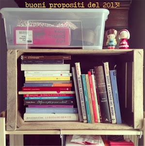 Il buon proposito del 2013!
