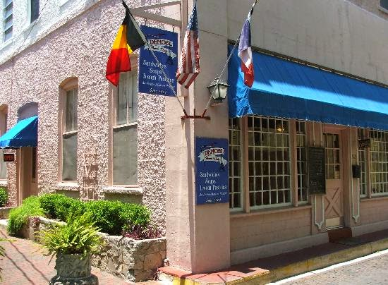 DeNoel French Pastry Shop closes its doors after 48 years | StAugustine.com 1 corner of charlotte artillery St. Francis Inn St. Augustine Bed and Breakfast