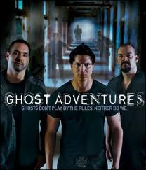 Ghost adventures on the discovery channel