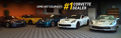 Purifoy Chevrolet Corvette Dealer