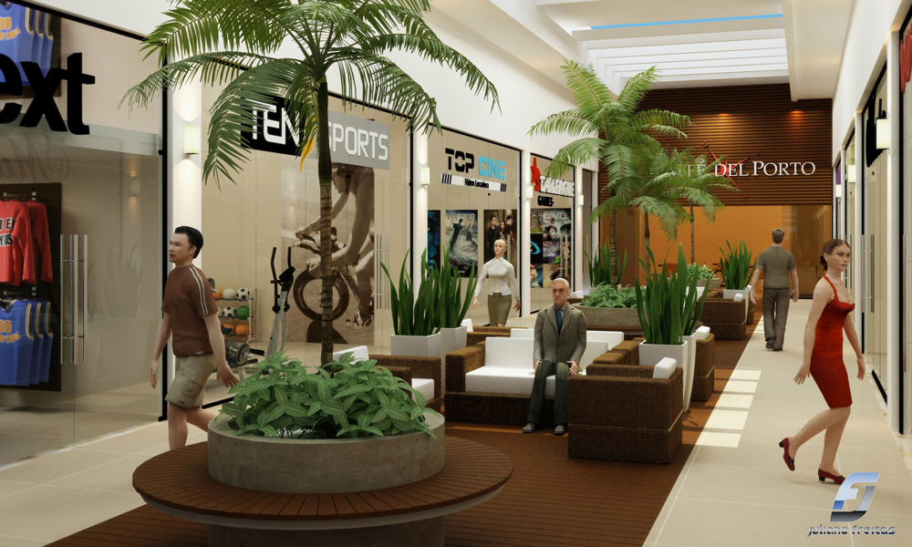 Opini o triunfo dependemos de projetos estruturadores - Galeria comercial ...