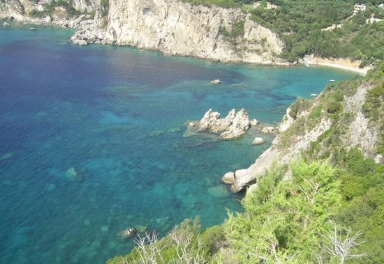 Korfu - Evropská Smaragdového Ostrov (ENG)