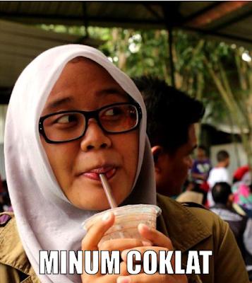 usaha Minuman Coklat