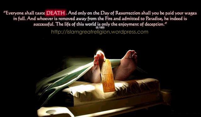 death in islam