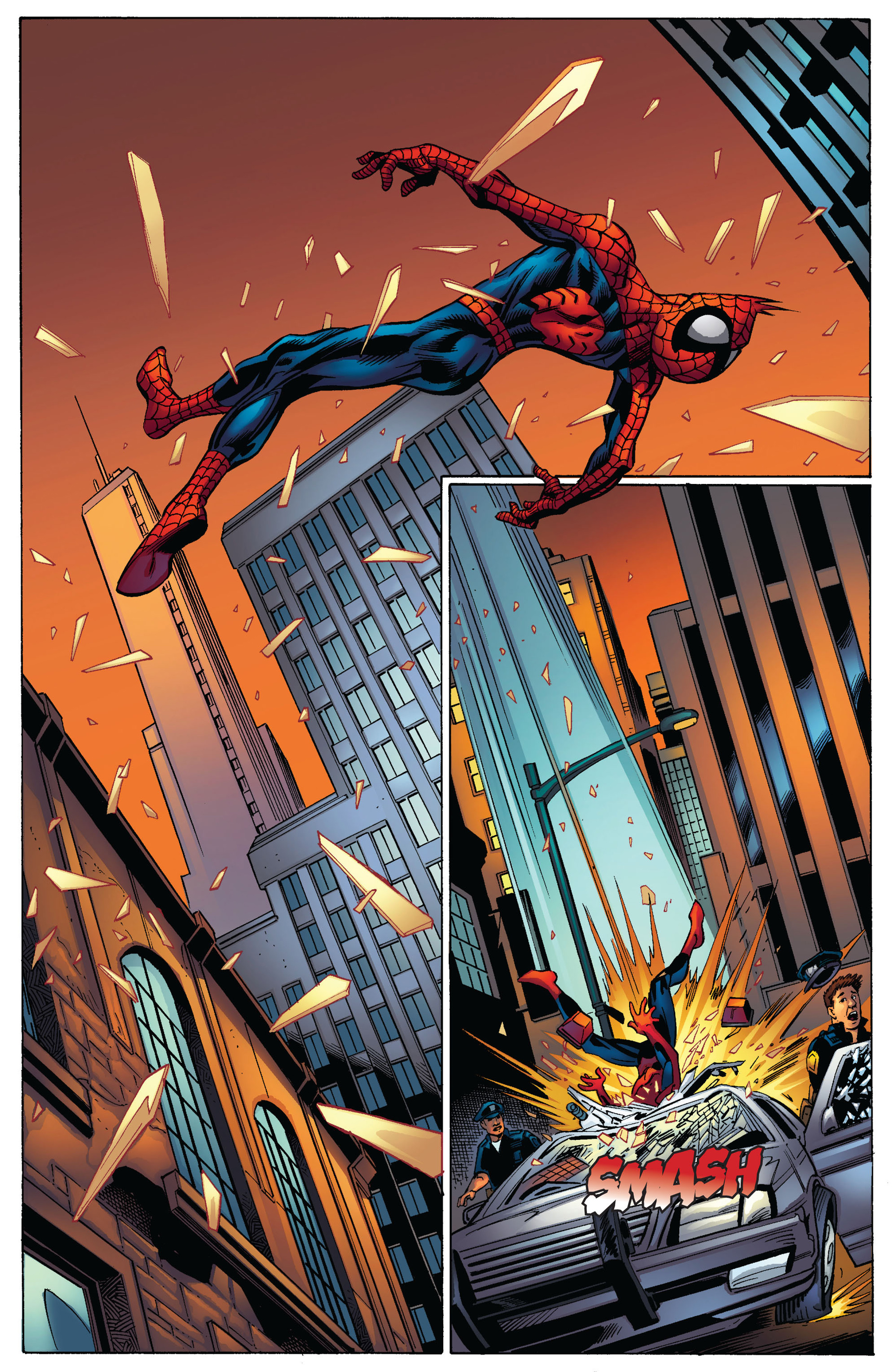 Ultimate Spider-Man (2000) Issue #84 #88 - English 17