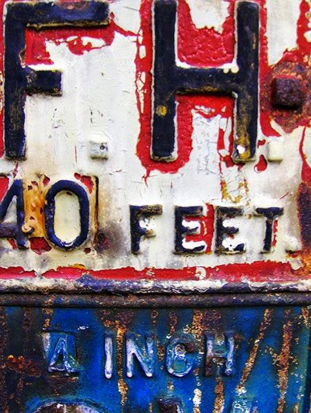 40 feet, urban photography,contemporary, photo, art,