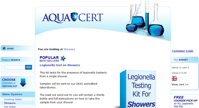 leading online shop for water testing kits