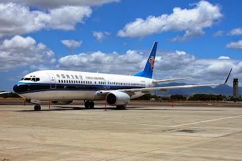 China Southern Airlines. ZonaAero