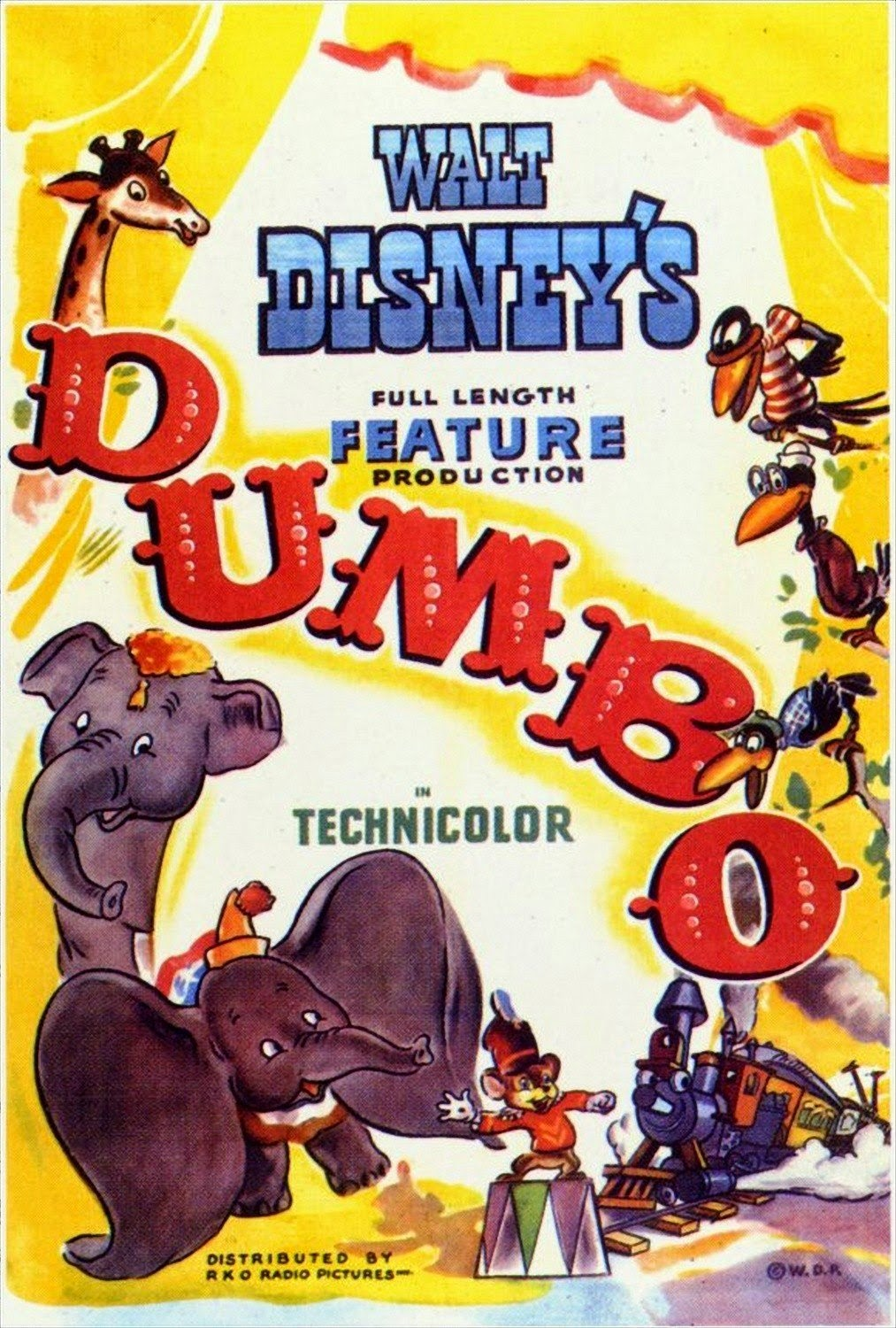 a march through film history  dumbo  1941