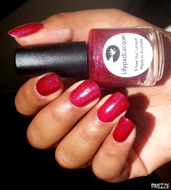 Lilypad Lacquer - Rebel At Heart