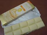 Lindt Weisse Chocolade mit Hellem Orangen-Truffel