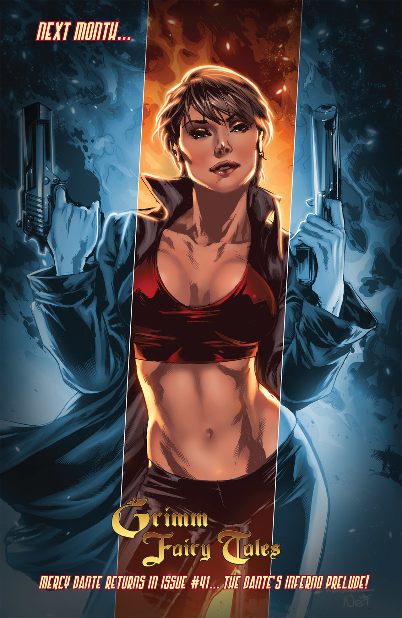 Grimm Fairy Tales (2005) Issue #40 #43 - English 24