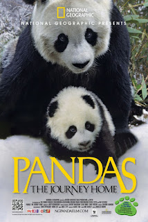Watch Pandas: The Journey Home (2014) movie free online