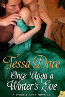 Book Cover Once Upon a Winter's Eve by Tessa Dare