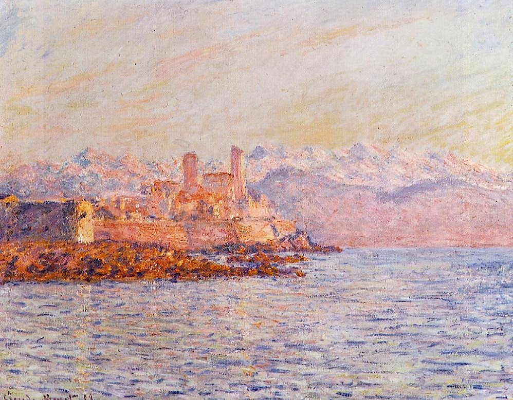 Arte!: Monet, Poplars and Water Lilies