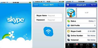 Skype - Make Free Calls From Your iPhone