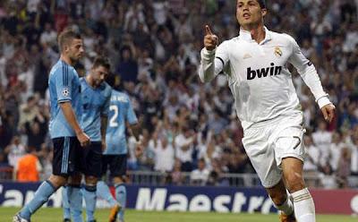 Real Madrid 3 - 0 Ajax Amsterdam (1)