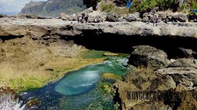 lokasi pantai kedung tumpang tulungagung