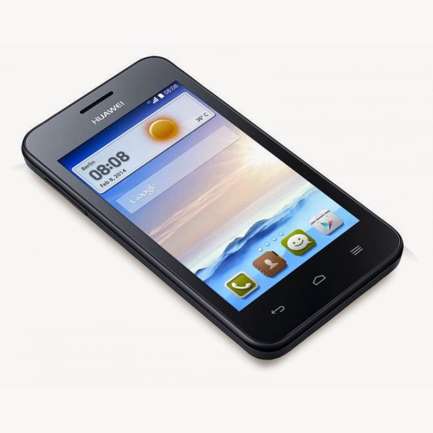 Spesifikasi dan Harga Huawei Ascend Y330