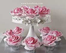 ROSE CUPCAKES