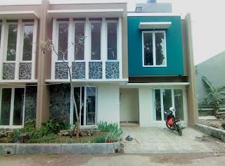 Jual rumah minimalis modern 1