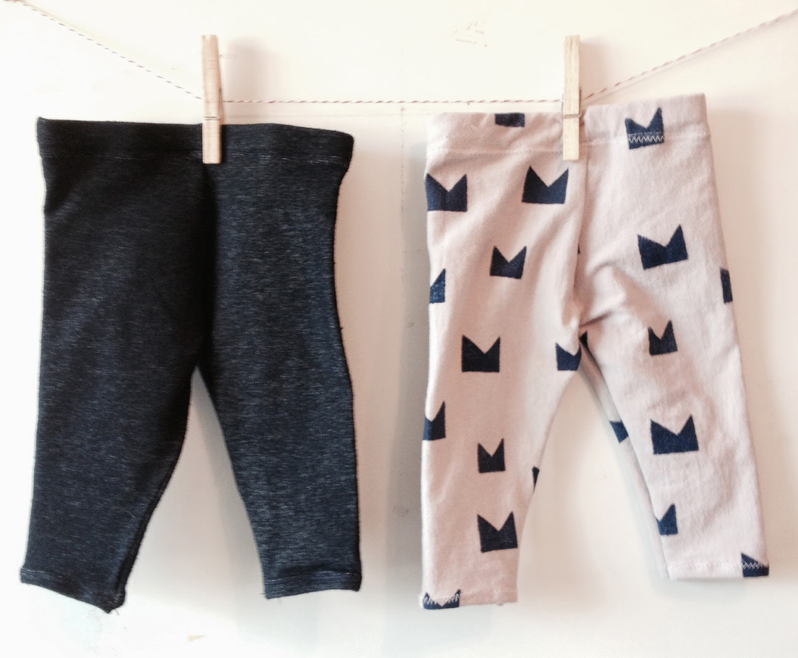 Learning to sew my favorite free sewing patterns for baby the baby go to leggings by go to sew jeuxipadfo Images