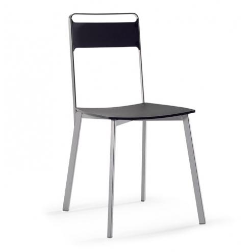 silla cocina gump metal madera