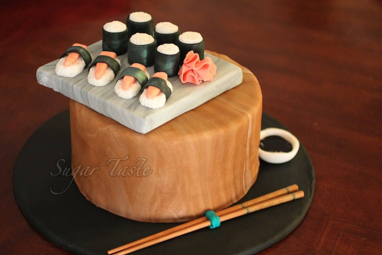 1000 images about sushi cake ideas on pinterest asian theme parties blog page and birthday cakes. Black Bedroom Furniture Sets. Home Design Ideas