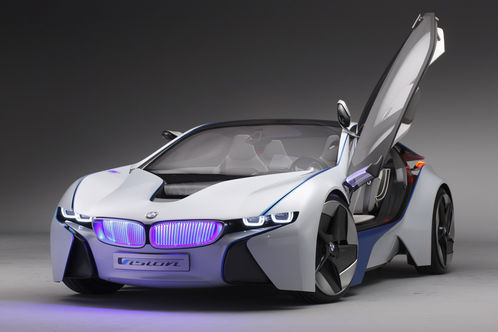 on Bmw Concept Car Debuts In Mission Impossible Ghost Protocol The Next