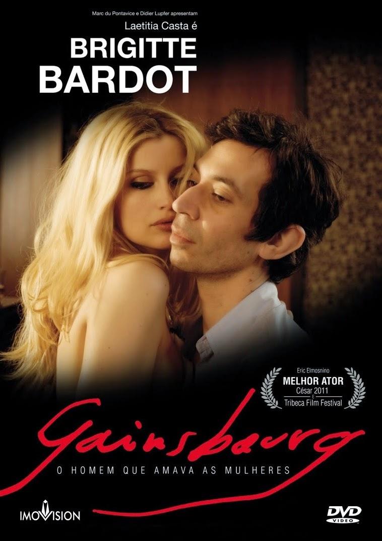 Gainsbourg: O Homem que Amava as Mulheres – Dublado (2010)